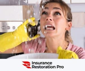 Water damage restoration services in chilliwack
